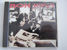 CD THE BEST OF BON JOVI crossroad