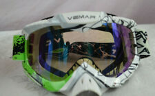 Vemar Unisex Motocross Goggles Windproof Sand Prevention Racing Glasses