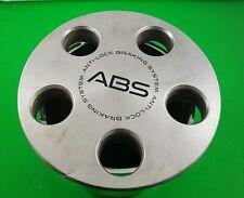 ABS CENTER CAP# 9592390 SILVER  WHEELS  CENTER CAP