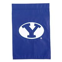 Brigham Young University Garden Flag NCAA College Cosmo The Cougar BYU