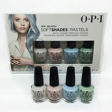 Nail Lacquer Opi- MINI Soft Shades Pastel 2016- DDS33- 4 colors x 3.75ml