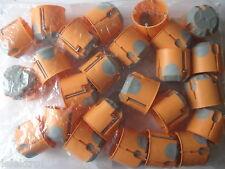 Hohlwanddosen Schalterdosen winddicht tief 100 Stück NEU