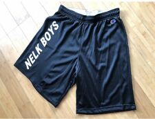 New Full Send (Nelk Boys) Black Shorts Size Small Champion Collaboration 1/250