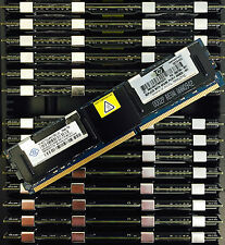 12GB 16GB 32GB Memory RAM Kits(4GB Dimms)PC2-5300F DDR2 667MHz ECC HP IBM DELL