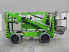 NEW 2020 Niftylift SD34TDE 40' Work Height Track Drive Bi-Energy, 4WD