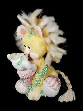 Enesco 1995 Heavenly Peace You're A Gift From God Christmas Lion & Lamb Figurine