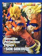 Absolute Perfectio Super Saiyan Son Goku Dragon Ball Z Banpresto