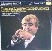 Maurice André Trompetenkonzerte (DG; Vivaldi, Viviani, Torelli, Stölzel..) [LP]