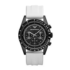 Emporio Armani Sportivo Watch Black/White Quartz Men's Watch AR6112