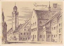 Ravensburg Künstler-AK Schäfer-Grohe Baden-Württemberg 1701417