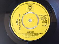 ABBA - 1974 Vinyle 45 tr/min 7-Unique-Waterloo