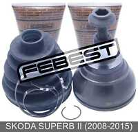 Outer Cv Joint 27X59.3X36 For Skoda Superb Ii (2008-2015)