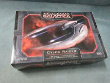 BATTLESTAR GALACTICA - Cylon Raider 1:32 Scale RARE ASSEMBLED MODEL! New! (2012)