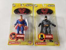 Public Enemies 7'' SUPERMAN & BATMAN Lot of 2 DC Direct New Sealed
