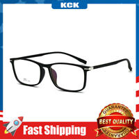 Blue Light Blocking Glasses Women/Men,TR90 Frame,Anti Eyestrain UV Filter Lens