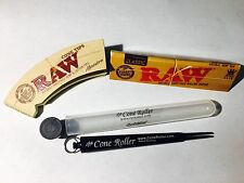 RAW CONE ROLLER and Cone Filler RAW Papers, RAW Cone Tips and The Cone Roller!!!