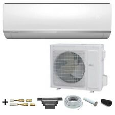 """Air Conditioning mundoclima MUPR 09 h6 Set 2,6 KW + """"Ready to install"""" Set 5m Floor"""