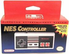 NINTENDO NES CLASSIC SYSTEM CONTROLLER REMOTE OFFICIAL OEM AUTHENTIC NEW