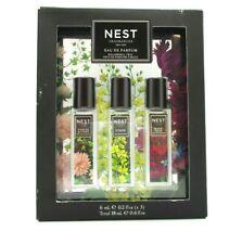 Nest Eau De Parfum Rollerball Trio ~ 6 ml / 0.2 oz (x 3 ) ~ BNIB