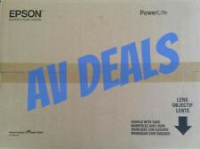Epson PowerLite 2142W - WXGA 720p Projector with Speaker 4200 lumens Wi-Fi
