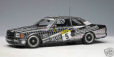1:18 Autoart Millennium Mercedes Benz 500SEC AMG SPA #5 for