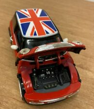 Diecast Mini Cooper Red Ss 6711 2001 Scale 1/24 Collectors Toy Model Car (D2)