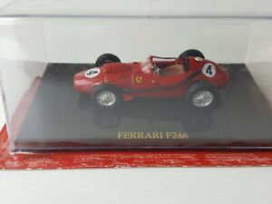 1/43 Ferrari F246 #4 -  Official licenced Product