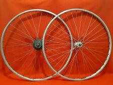 Paire des roues Super Champion Gentleman Shimano Vélo vintage