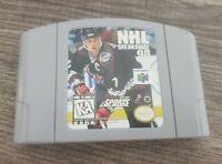NHL BREAKAWAY '98 game cartridge for NINTENDO 64 N64 game only