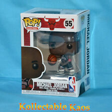NBA Basketball - Michael Jordan Chicago Bulls Black Uniform Pop! Vinyl  #55