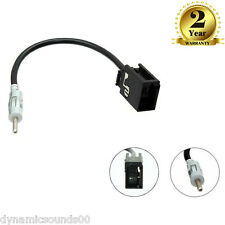 Aerial To DIN Replacement Antenna Adaptor Wiring Lead For Volvo S60