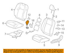 HONDA OEM 12-15 Civic Front Seat-Cushion Bottom Cover Right 81248TS8A01ZC