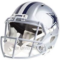 DALLAS COWBOYS Riddell Speed NFL Full Size Replica Football Helmet