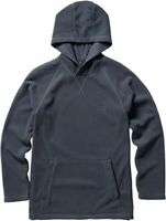 Cotton Traders Fleece Hooded Top Slate Grey Size XS DH004 EE 03
