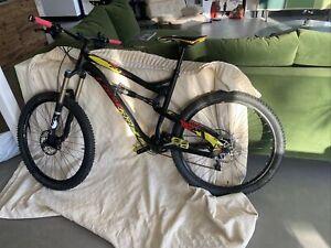 lapierre zesty 327am 27.5 Inch Wheels Full Suspension  Mountain Bike