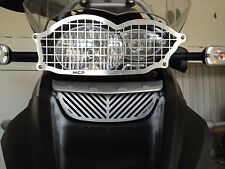 BMW R1200GS/ADV 2005/12 H/light, Oil Cooler+TPS Stainless Steel Protector Guards