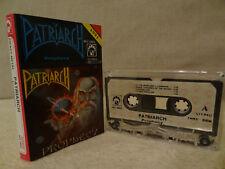 PATRIARCH Prophecy / 1991 / MC CASSETTE PYRACANDA, NAPALM DEATH, MASTER
