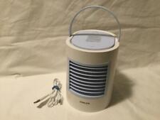 ENKLEN Portable Air Conditioner, Personal Mini Air Cooler, Quiet USB Desk Ev...