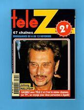 ►TELE Z 895 - JOHNNY HALLYDAY