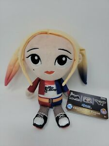 """Funko DC Harley Quinn Collectible 8"""" Soft Plush Hero Plushies Suicide Squad"""