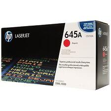 HP 645A C9733A Color LaserJet 5500/5550 Magenta Print Toner Cartridge NIB