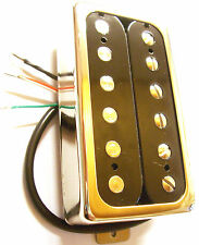 DUESENBERG Grand Vintage Manche HUMBUCKER NICKEL