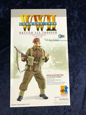 "Dragon WWII 1/6 British SAS Trooper Private ""Johnny Vicks"" 1st SAS Germany 1945"