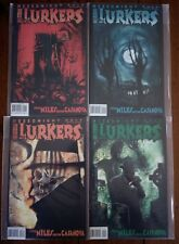 THE LURKERS 1, 2, 3, 4  (OF 4), IDW, 2004/5, VF