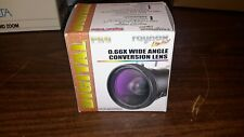 Raynox PRO DCR-6600PRO 52mm 0.66x HD Wide Angle Converter Lens NEW in BOX JAPAN