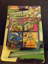 """Teenage Mutant Ninja Turtles Puzzle Eraser, 3.5""""X0.25"""""""