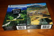 Reader's Digest Scenic Railroads and Great Road Trips--12 DVDs NIB