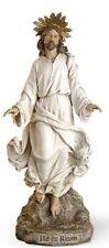 """12"""" Risen Christ Statue Figurine Resurrection Easter Gift Jesus NEW Religious"""