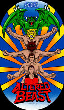 Altered Beast Sideart Set (2 pc set)
