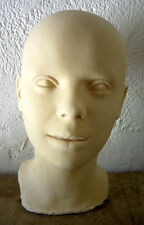 "JUDY GARLAND Latex Head from MOVIELAND WAX MUSEUM MOLD! ""Dorothy"" by Pat Newman!"